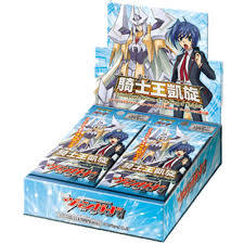 Triumphant Return of the King of Knights Booster Box